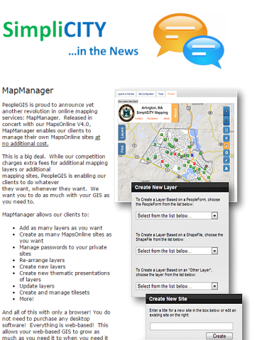Maps Manager