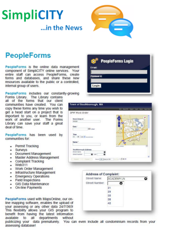 Want To Know More About PeopleForms