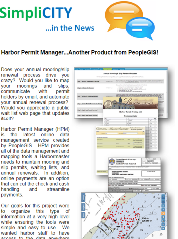 2014 Harbor Permit Manager