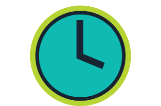 PeopleFORMS Save Time Icon